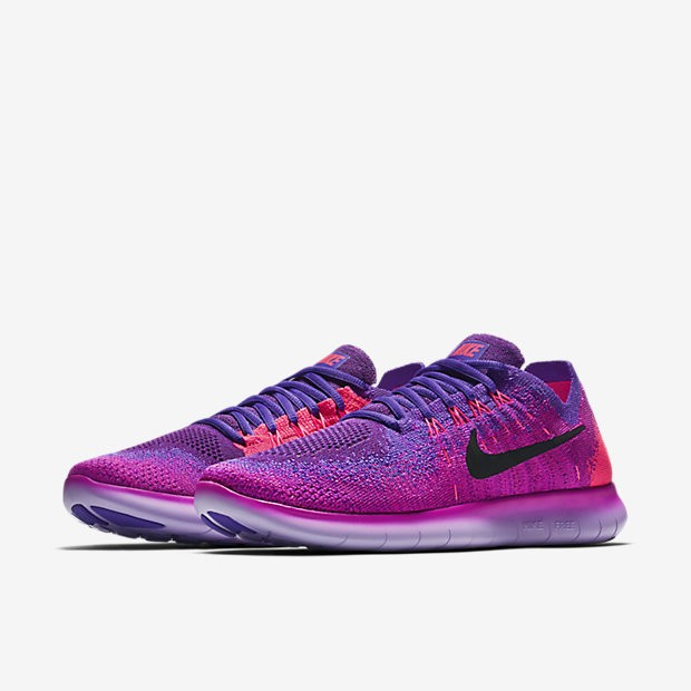 check out c5df7 7097f Nike WMNS NIKE FREE RN FLYKNIT 2017 880844-600 Pink