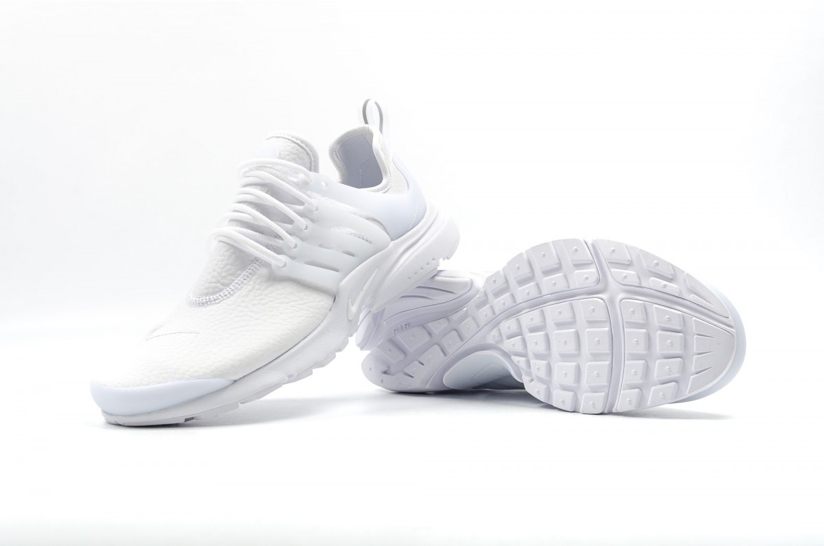 Nike W AIR PRESTO PRM 878071 101 White ,Grey