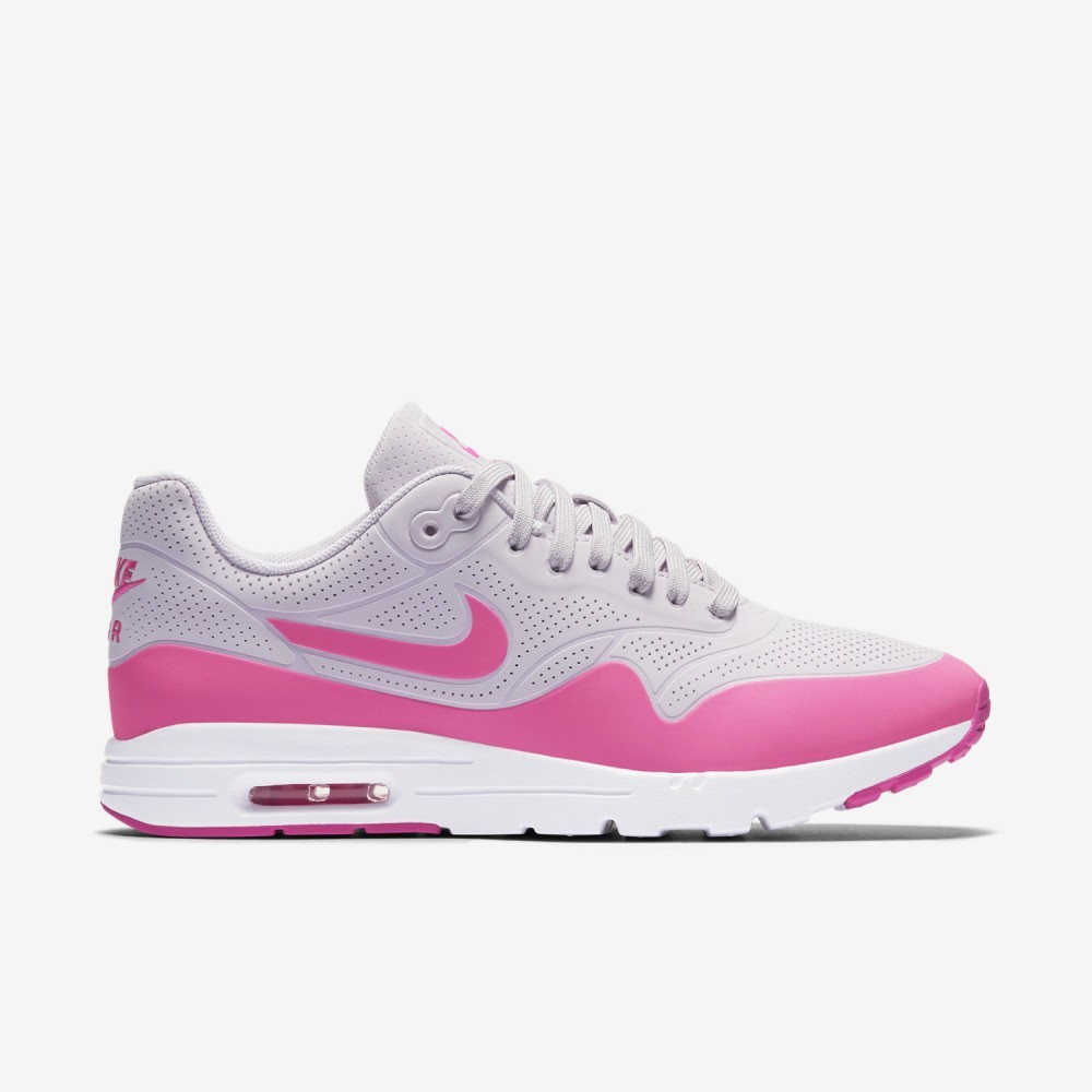 new arrive lowest discount autumn shoes Nike Wmns Air Max 1 Ultra Moire | Pink | Sneakers | 704995 501 ...