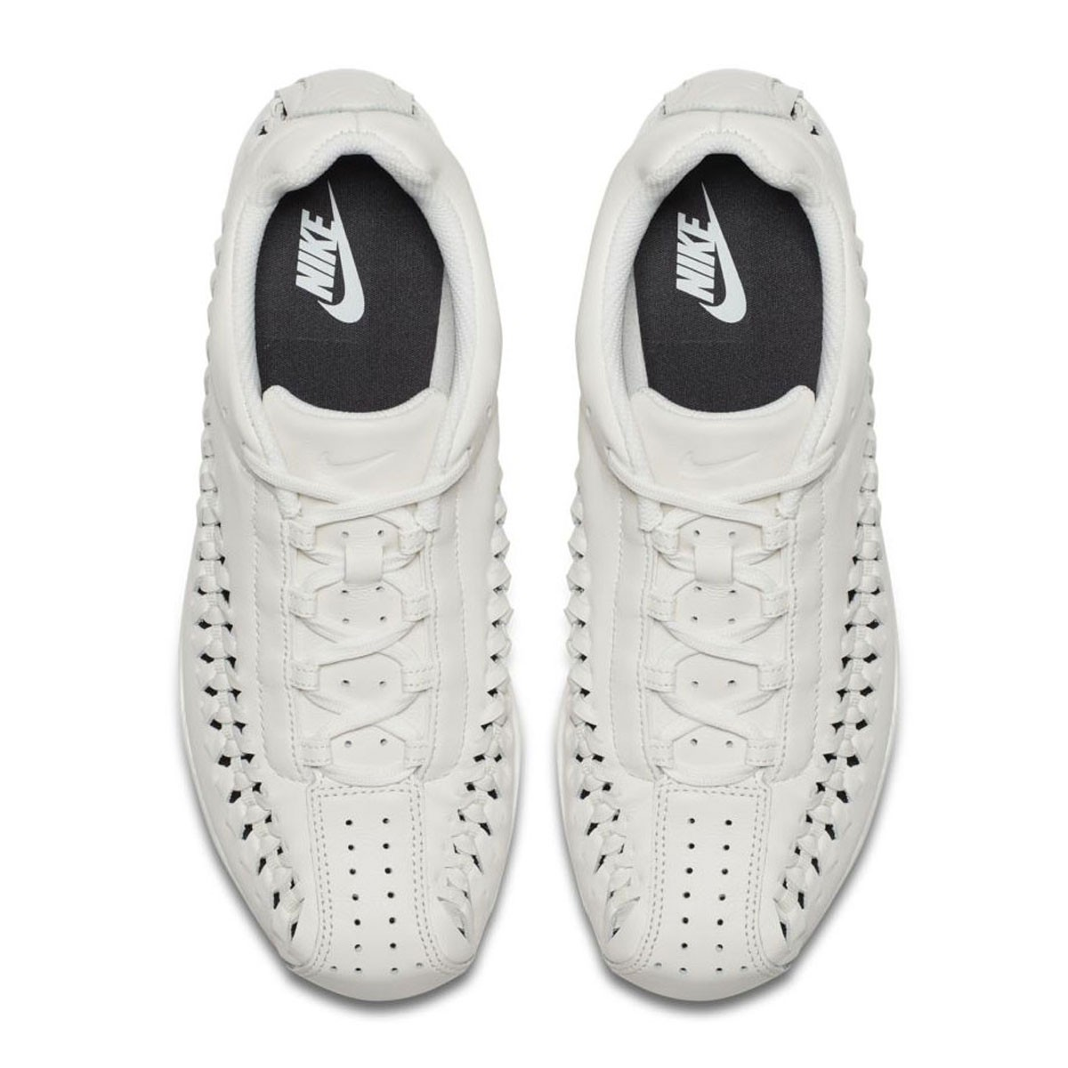 Nike Mayfly Woven Trainers In White