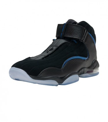 Nike Air Penny IV 864018-001 Black ,Blue