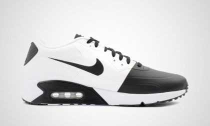 Nike AIR MAX 90 ULTRA 2.0 SE 876005-002 Black ,White