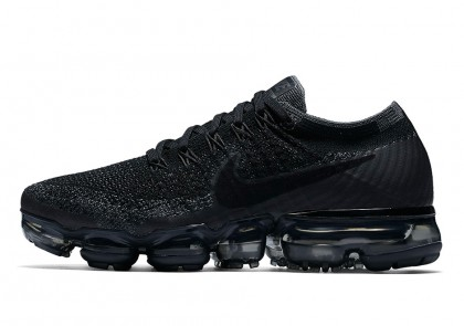 Nike AIR VAPORMAX FLYKNIT 849558-007 Black ,Grey