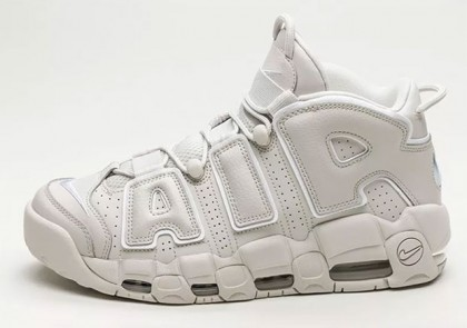 Nike Air Max 2 Uptempo 96 Men's High Sneakers 921948-001 White