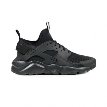 Nike Air Huarache Run Ultra Men's Low Sneakers 819685-002 Black