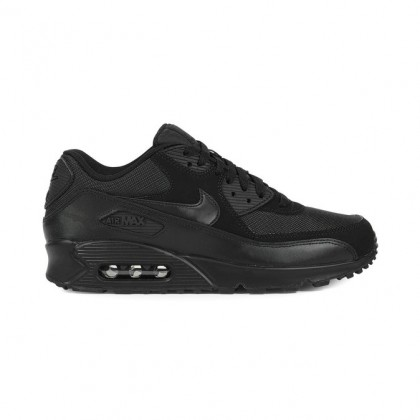 Nike Air Max 90 Essential Men's Low Sneakers 537384-090 Black