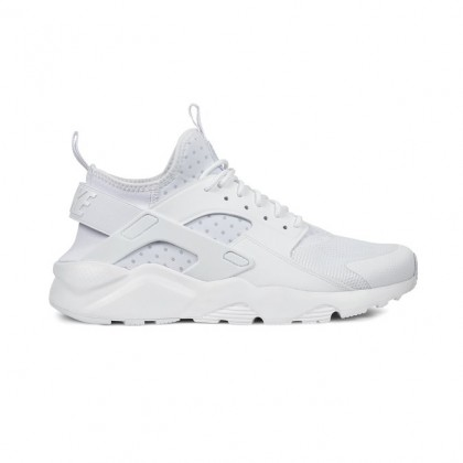 Nike Air Huarache Run Ultra 819685-101 Men's Low Sneakers White