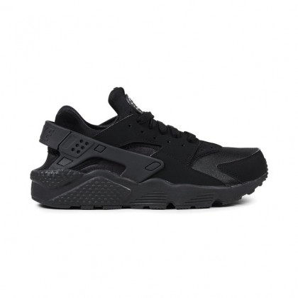 Nike Air Huarache Men's Low Sneakers 318429-003 Black ,White