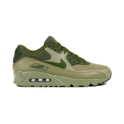 Nike Air Max 90 Essential Men's Low Sneakers 537384-200 Green