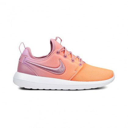 Nike WMNS Roshe Two BR Women's Low Sneakers 896445-400 Blue