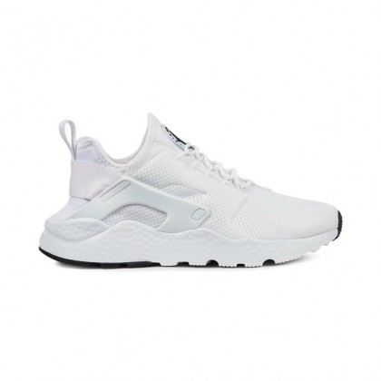 Nike Women's Air Huarache Run Ultra 819151-102 White ,Black