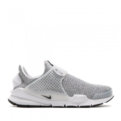 Nike Women's Sock Dart SE 862412-100 White ,Black ,Grey