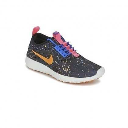 Nike Women's Juvenate Print 749552-004 Black ,Pink