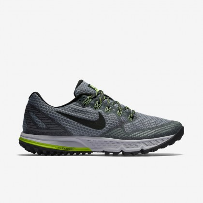 Nike Women's Air Zoom Wildhorse 3 749337-005 Grey ,Black