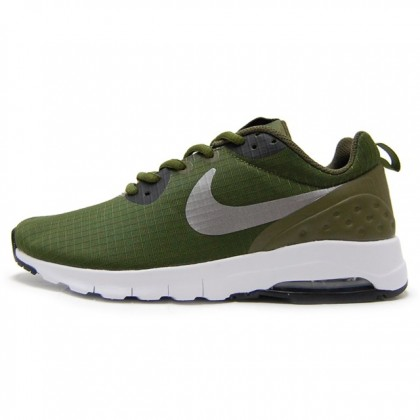 Nike Women's Air Max Motion LW SE 844895-301 Green ,Black