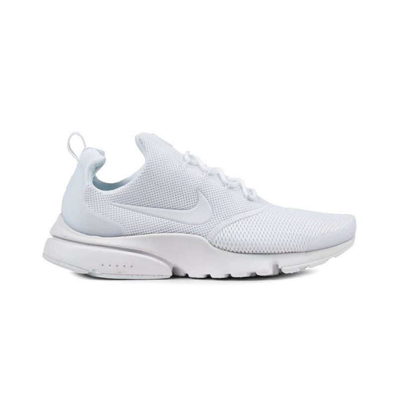Nike Presto Fly Men's Low Sneakers 908019-100 White