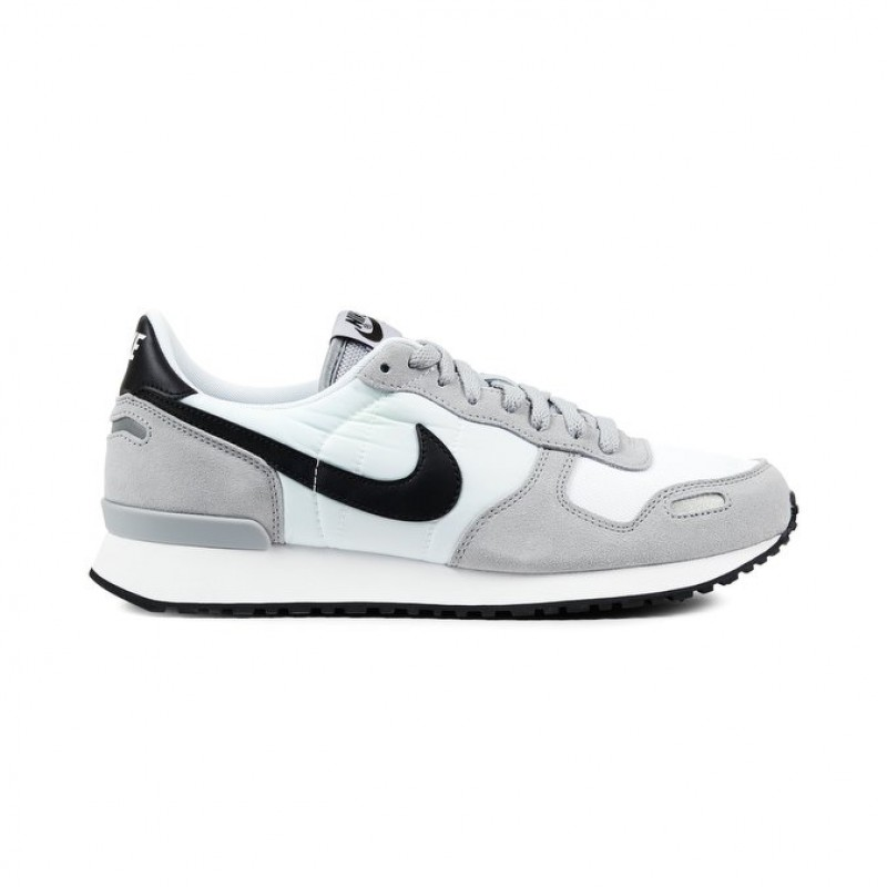 Nike Air Vortex Men's Low Sneakers 903896-003 Grey ,Black ,White