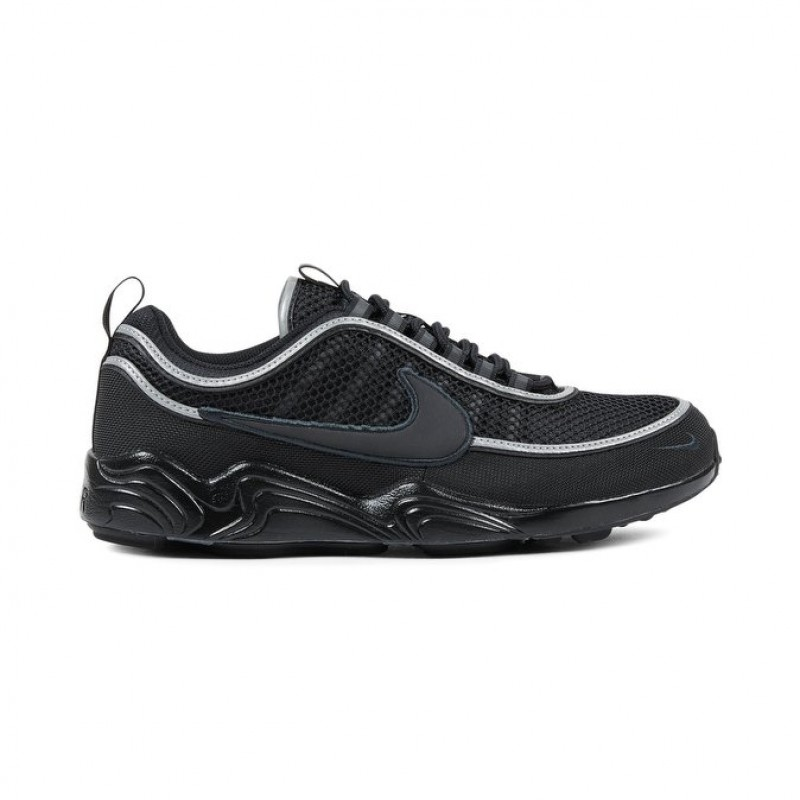 Nike Air Zoom Spiridon '16 Men's Low Sneakers 926955-001 Black