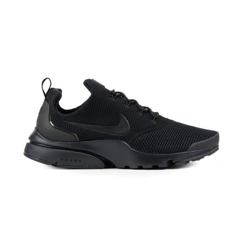 Nike Presto Fly Men's Low Sneakers 908019-001 Black