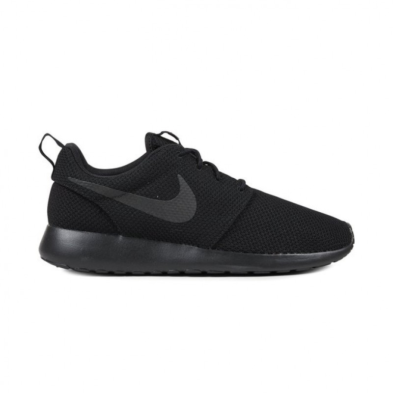 Nike Roshe One Men's Low Sneakers 511881-026 Black