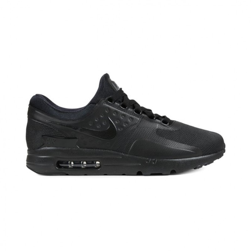 Nike Air Max Zero Essential Men's Low Sneakers 876070-006 Black