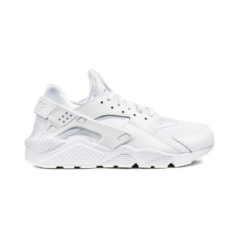 Nike Air Huarache Unisex Low Sneakers 318429-111 White