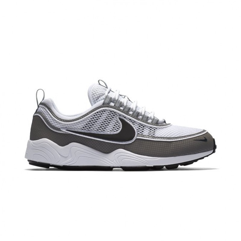 Nike Air Zoom Spiridon Men's Low Sneakers 849776-101 White ,Black