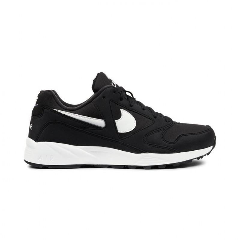Nike Air Icarus Extra Men's Low Sneakers 875842-001 Black ,White