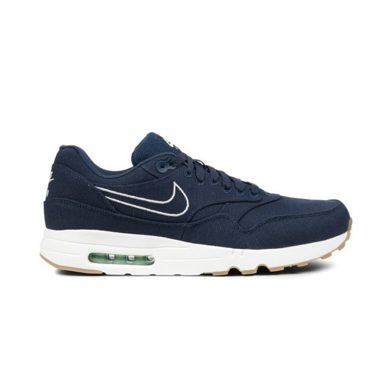 Nike Air Max 1 Ultra 2.0 Textile Men's Low Sneakers 898009-400