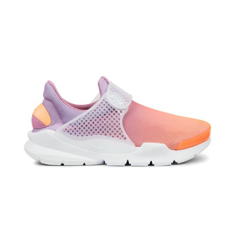 Nike WMNS Sock Dart BR Women's Low Sneakers 896446-800 White