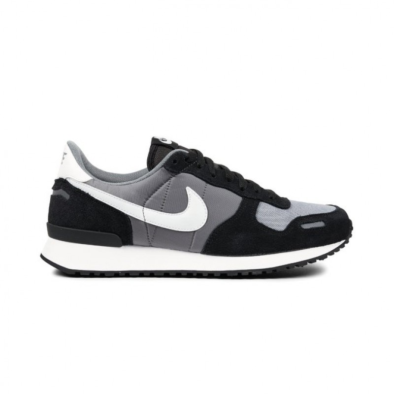 Nike Air Vortex Men's Low Sneakers 903896-001 Black ,White ,Grey