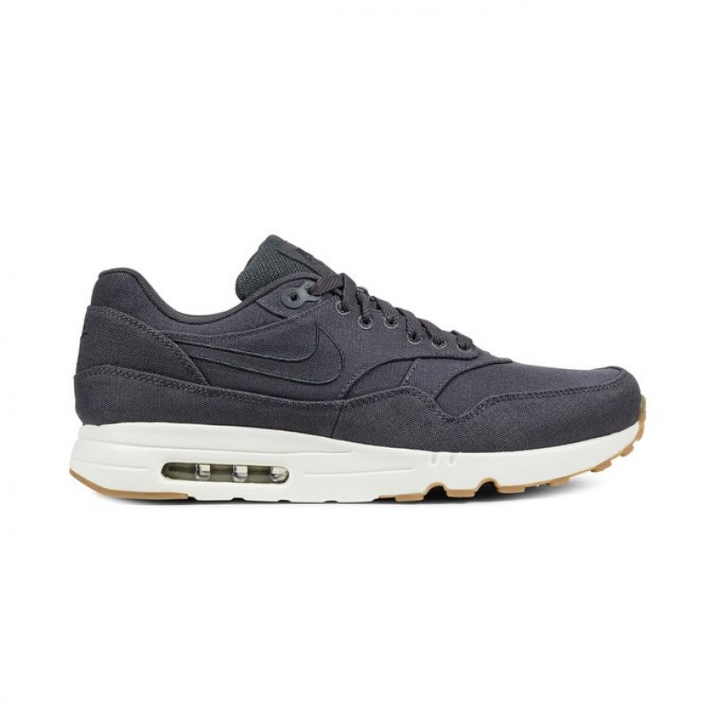 Nike Air Max 1 Ultra 2.0 Textile Men's Low Sneakers 898009-002