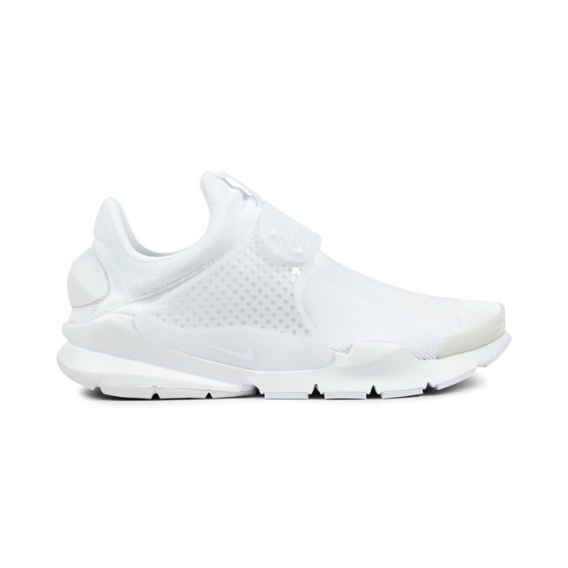 Nike Sock Dart KJCRD Men's Low Sneakers 819686-100 White