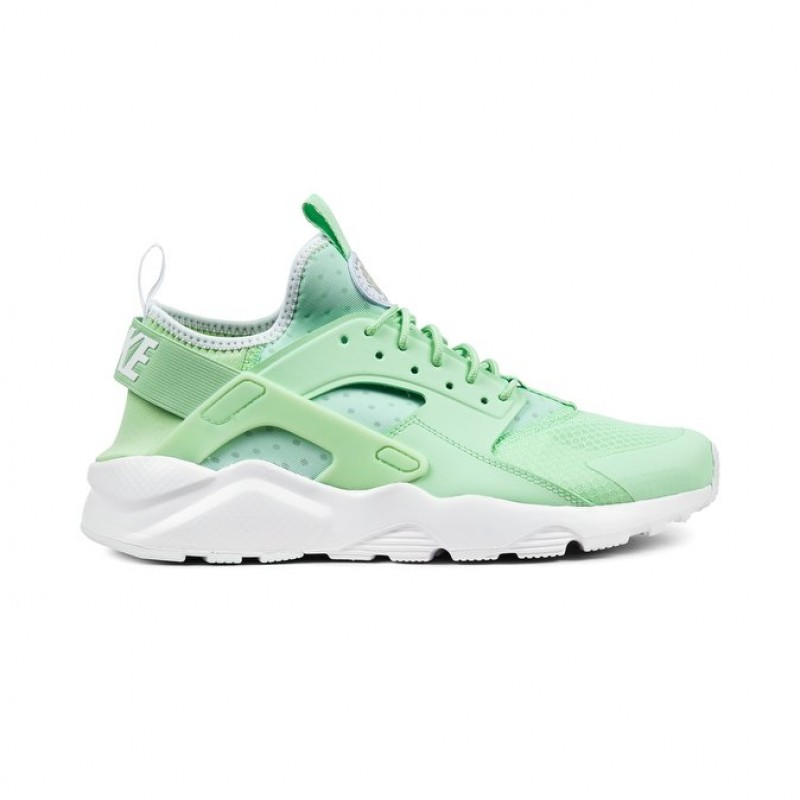 Nike Air Huarache Run Ultra Men's Low Sneakers 819685-302 Grey ,White