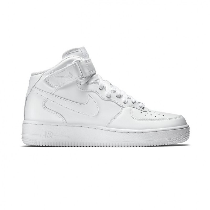 Nike Air Force 1 Mid 07 Unisex High Sneakers 315123-111 White