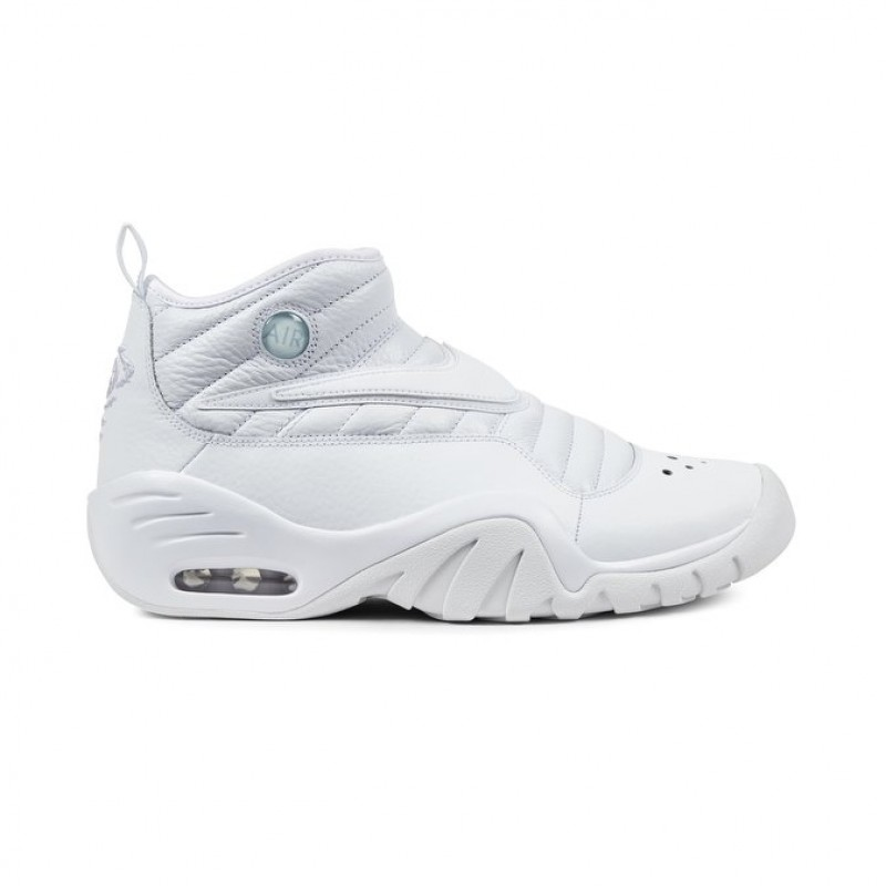 Nike Air Shake Ndestrukt Men's High Sneakers 880869-101 White