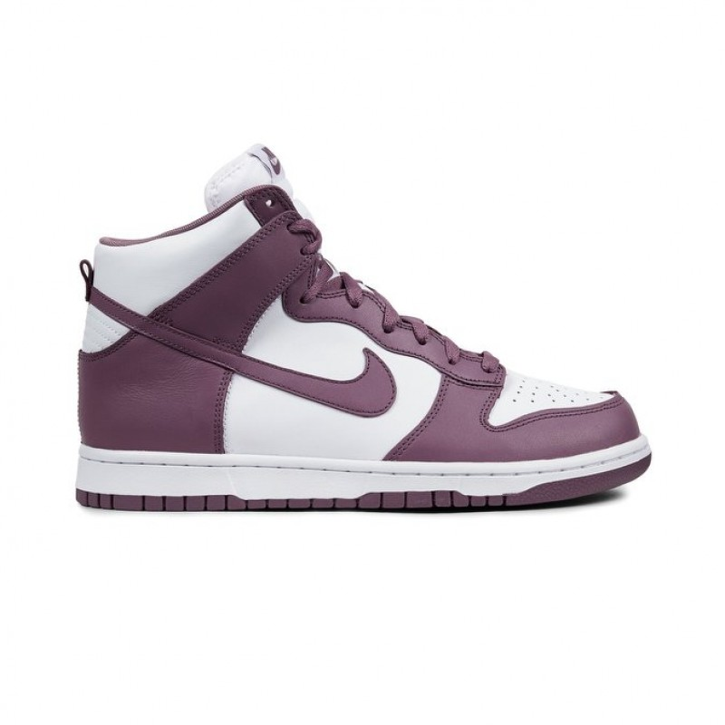 Nike Dunk Retro Men's High Sneakers 846813-500 White