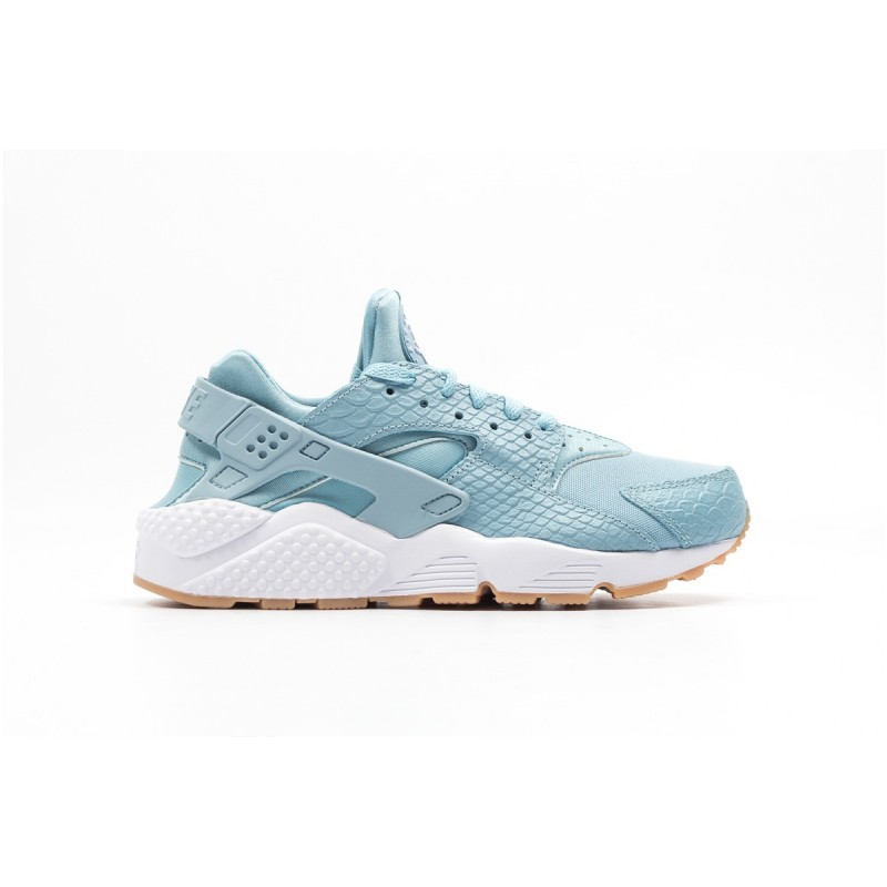 Nike WMNS Air Huarache Run SE Women's Low Sneakers 859429-400 Blue ,Yellow