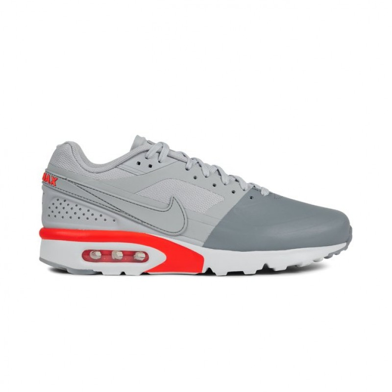 Nike Air Max BW Ultra SE Men's Low Sneakers 844967-005 Grey