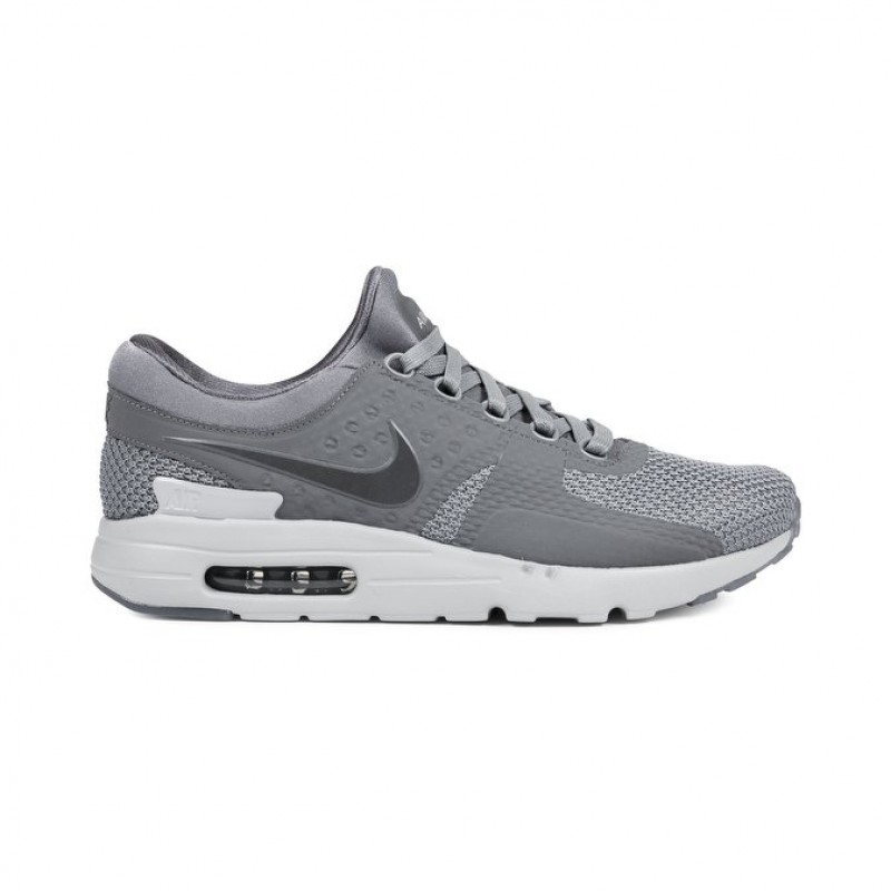 Nike Air Max Zero QS Men's Low Sneakers 789695-003 Grey