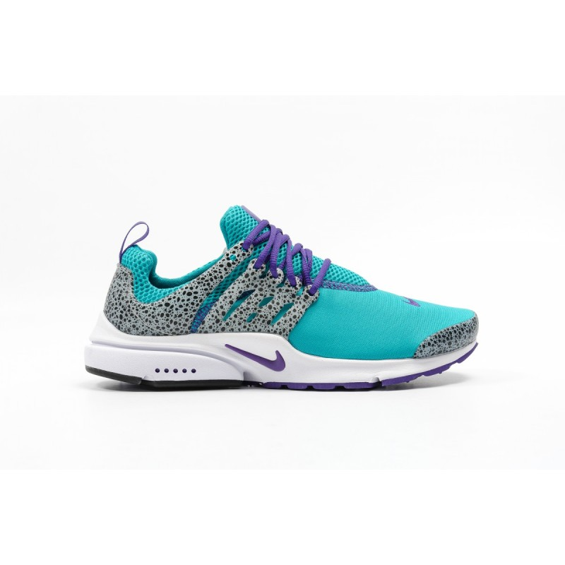 Nike AIR PRESTO QS 886043-300 Green ,Purple