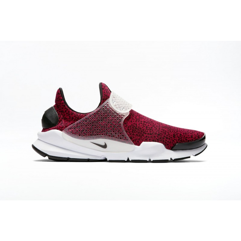 Nike SOCK DART QS 942198-600 Red ,White