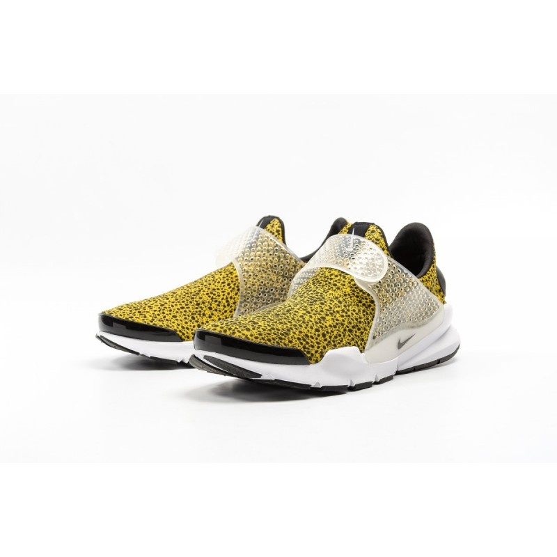 Nike SOCK DART QS 942198-700 Gold ,Black ,White