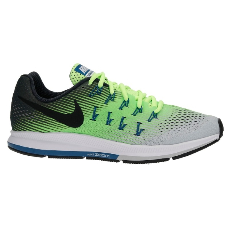 Nike AIR ZOOM PEGASUS 33 831352-302 Grey ,Black