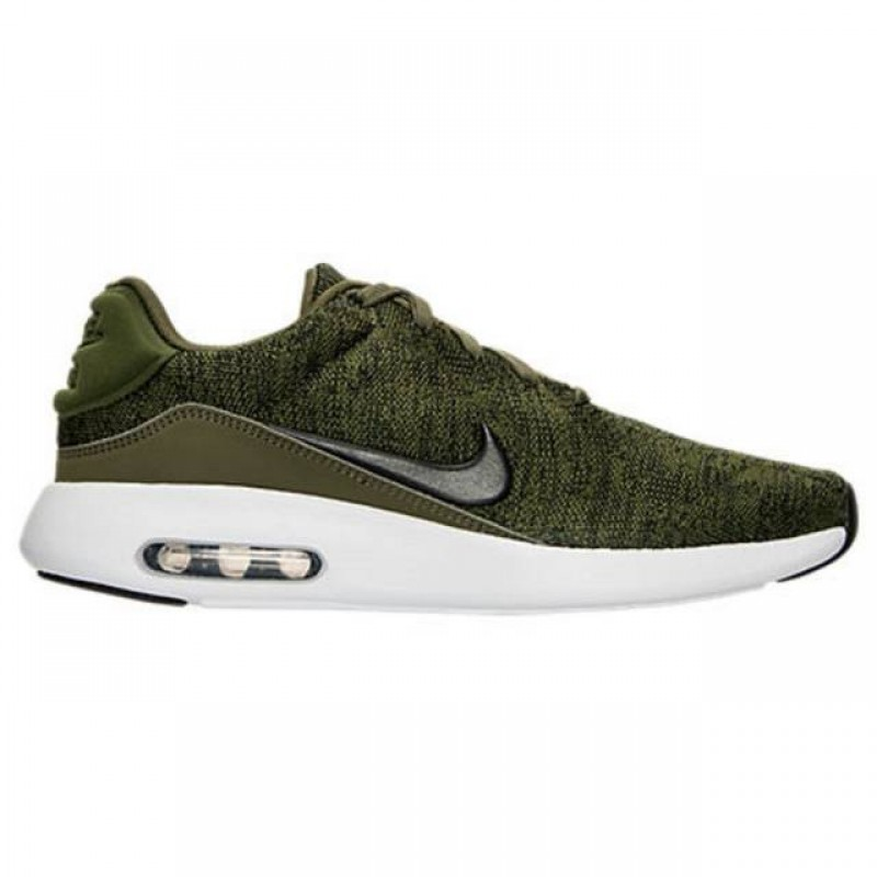 Nike AIR MAX MODERN FLYKNIT 876066-300 Green ,Black ,White
