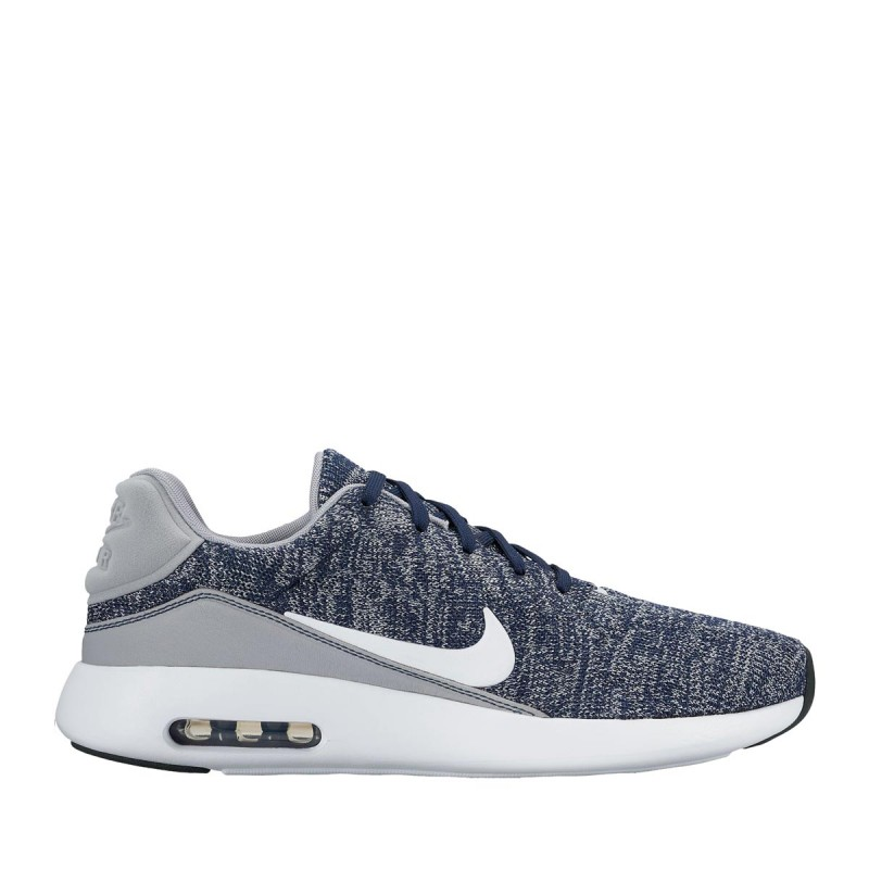 Nike AIR MAX MODERN FLYKNIT 876066-400 White ,Grey