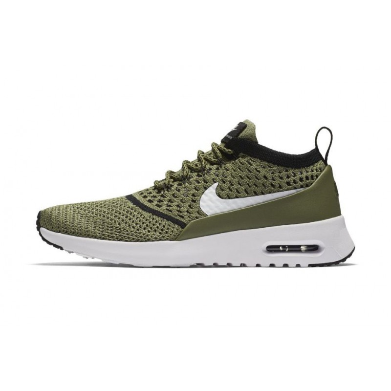 Nike W NIKE AIR MAX THEA ULTRA FK 881175-300 Green ,White ,Black