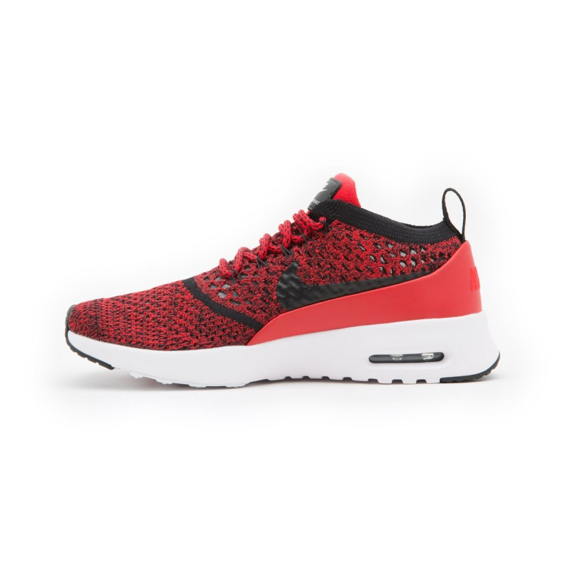 Nike W NIKE AIR MAX THEA ULTRA FK 881175-601 Red ,Black ,White