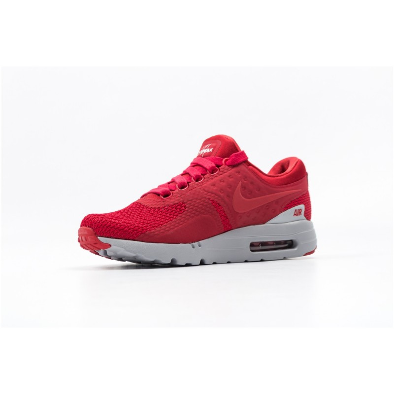 Nike AIR MAX ZERO PREMIUM 881982-600 Red ,White