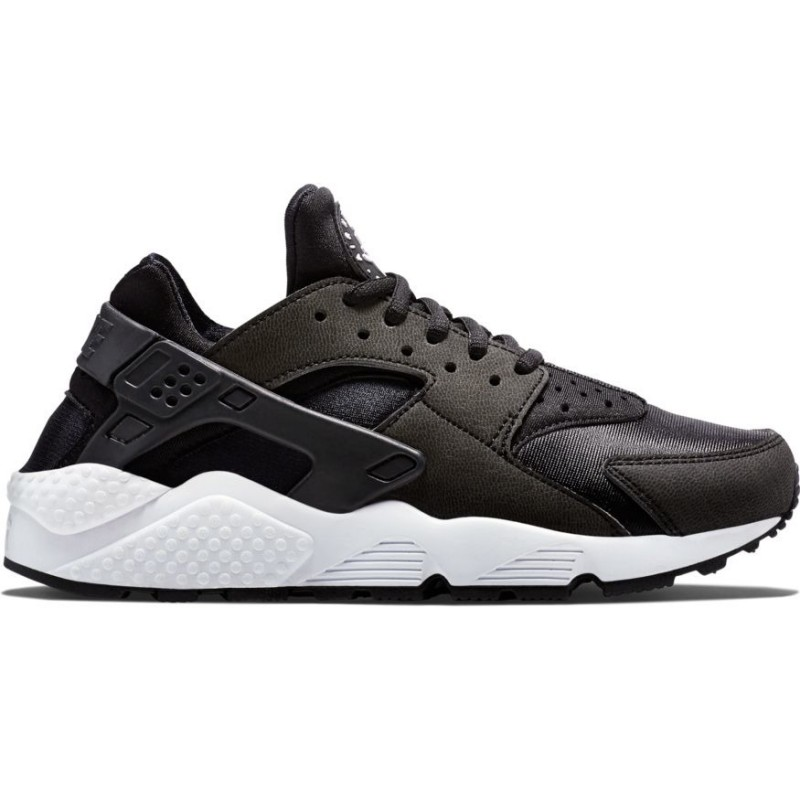 Nike Women's Air Huarache Run 634835-006 Black ,White